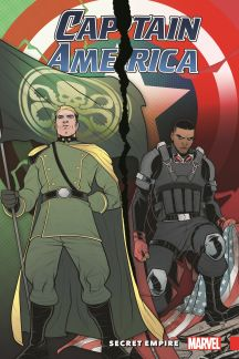 Captain America: Secret Empire (Trade Paperback)