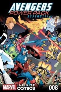 Avengers and Power Pack #8