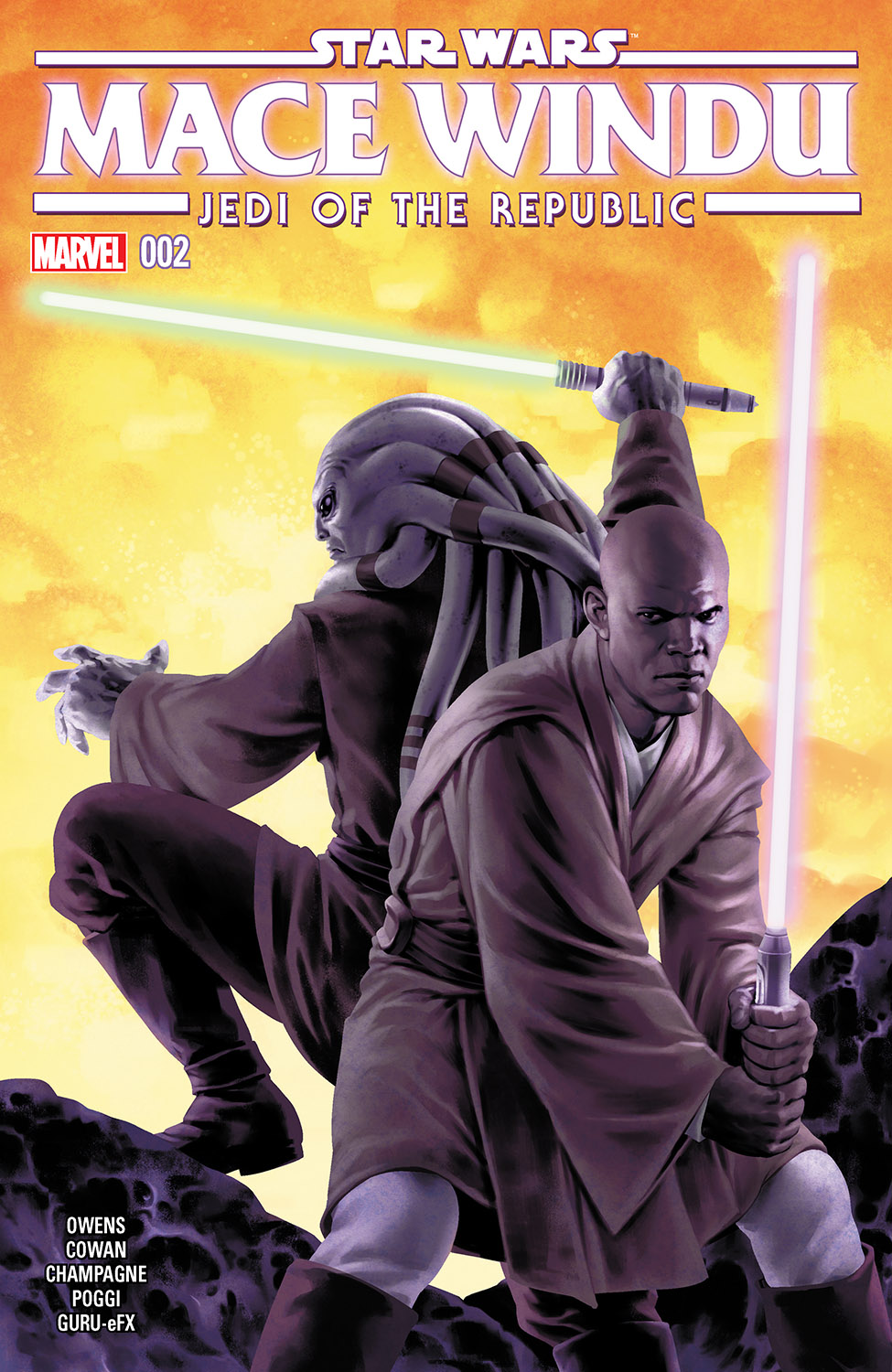 Star Wars: Jedi of the Republic – Mace Windu (2017) #2