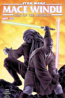 Star Wars: Jedi of the Republic – Mace Windu #2