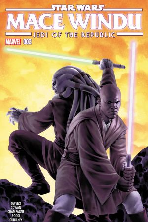 Star Wars: Mace Windu #2