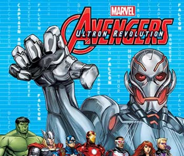 cover from Marvel Universe Avengers: Ultron Revolution (Digital Comic) (2017) #3