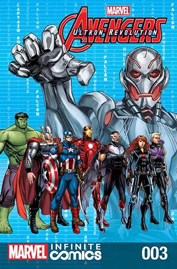 Marvel Universe Avengers: Ultron Revolution (2017) #3