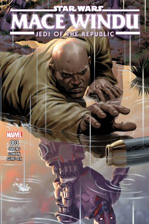 Star Wars: Jedi of the Republic – Mace Windu #3