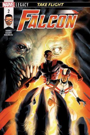 Falcon (2017) #2