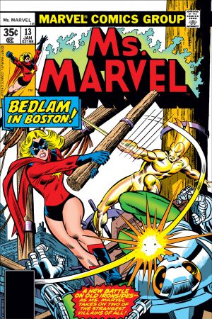 Ms. Marvel (1977) #13