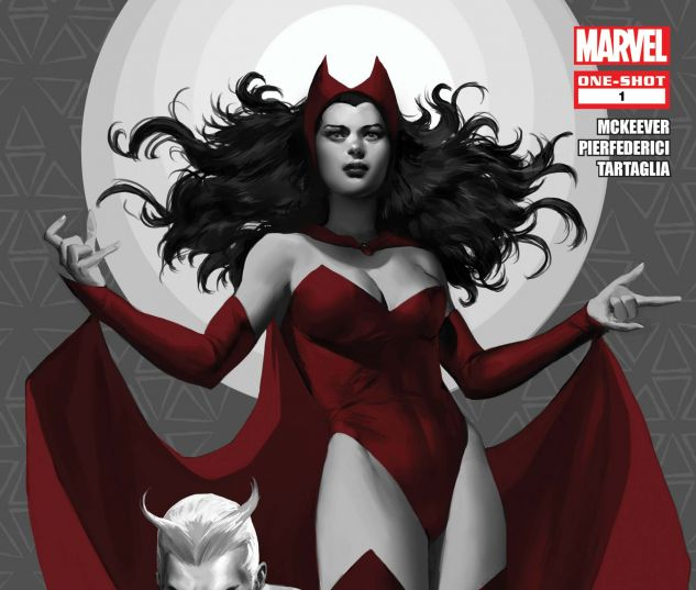 Avengers Origins: Quicksilver and the Scarlet Witch (2013) #1