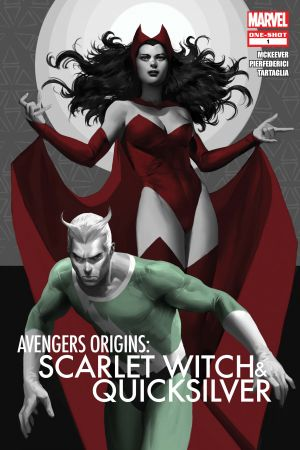 Avengers Origins: Scarlet Witch & Quicksilver (2011) #1