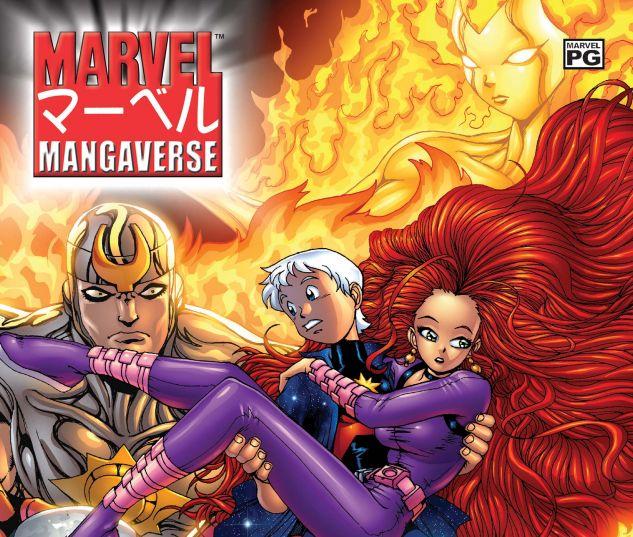 Marvel Mangaverse (2002) #3