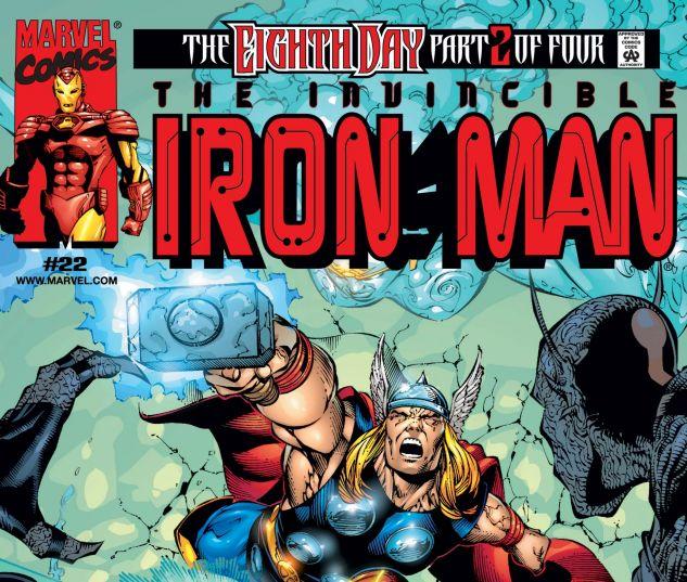 IRON MAN (1998) #22