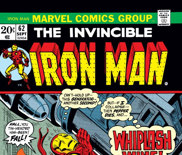 Iron Man (1968) #62