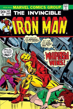 Iron Man #62