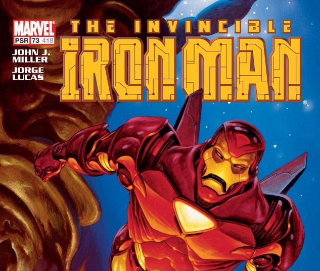 Iron Man (1998) #73