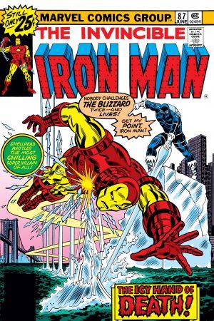 Iron Man #87