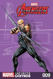Marvel Universe Avengers: Ultron Revolution (2017) #9
