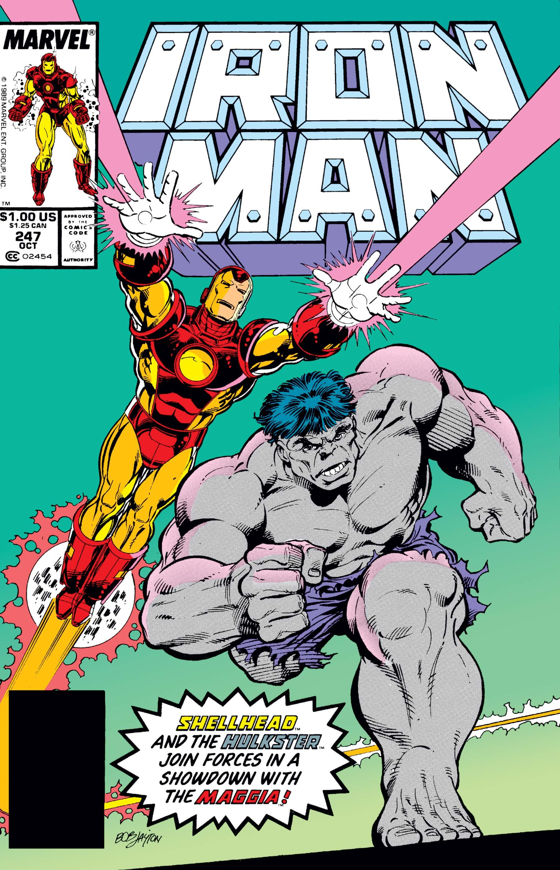 Iron Man (1968) #247