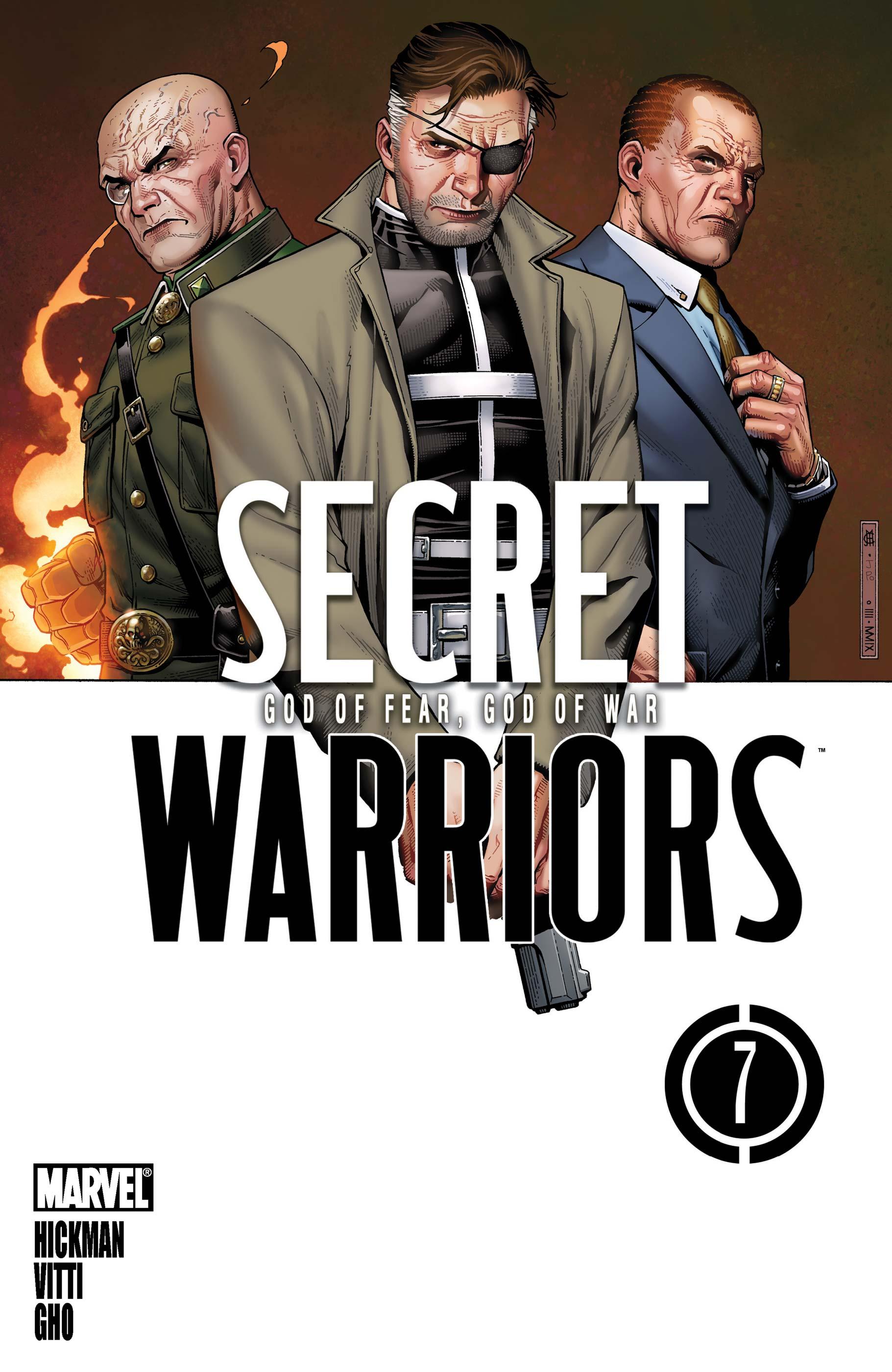 Secret Warriors (2009) #7