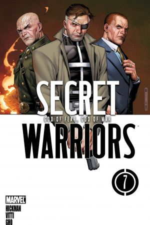 Secret Warriors #7