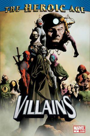 Heroic Age: Villains (2010) #1