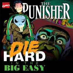 The Punisher: Die Hard In the Big Easy (1992)