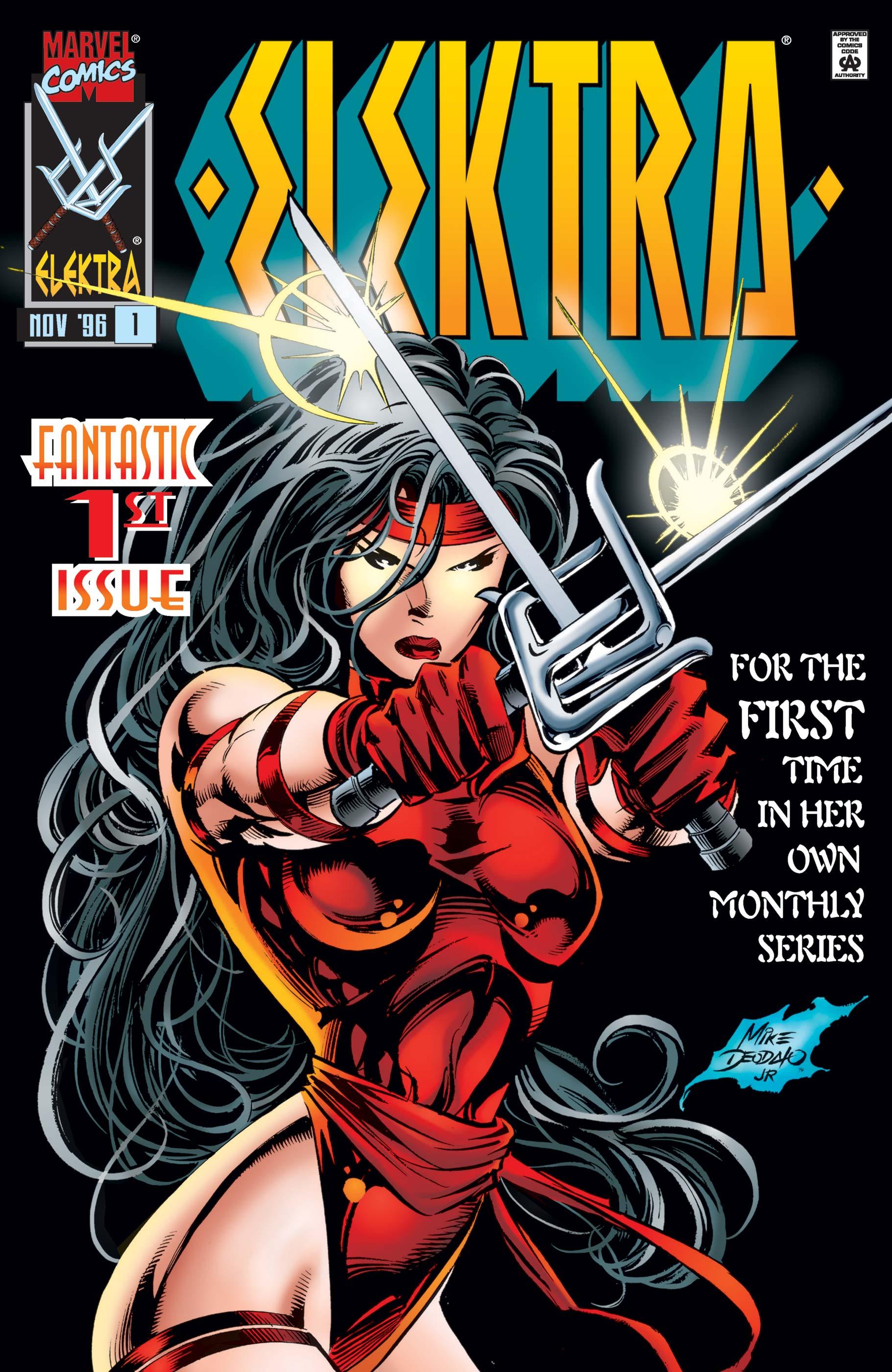 Elektra (1996) #1