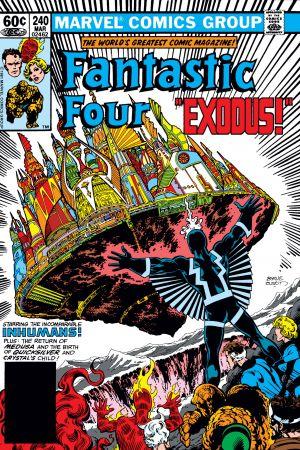 Fantastic Four (1961) #240