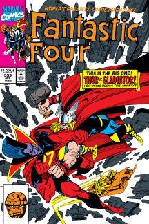 Fantastic Four #339