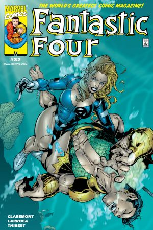 Fantastic Four (1998) #32
