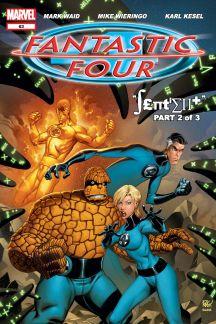 Fantastic Four (1998) #63