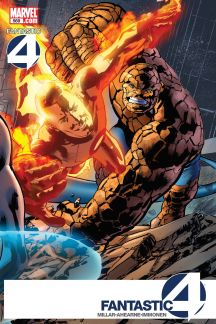 Fantastic Four #569