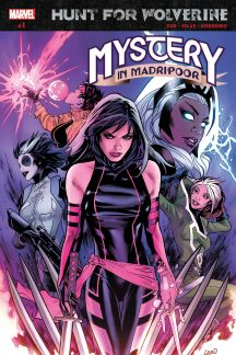 Hunt for Wolverine: Mystery in Madripoor #1