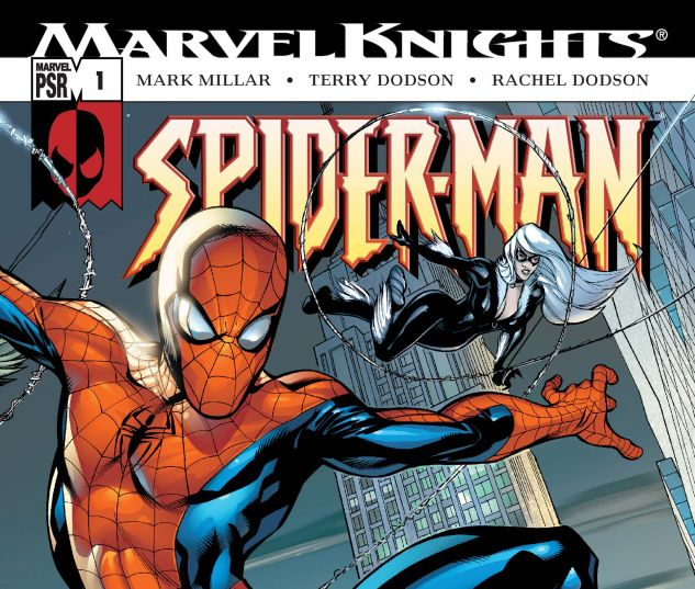 MARVEL KNIGHTS SPIDER-MAN (2004) #1