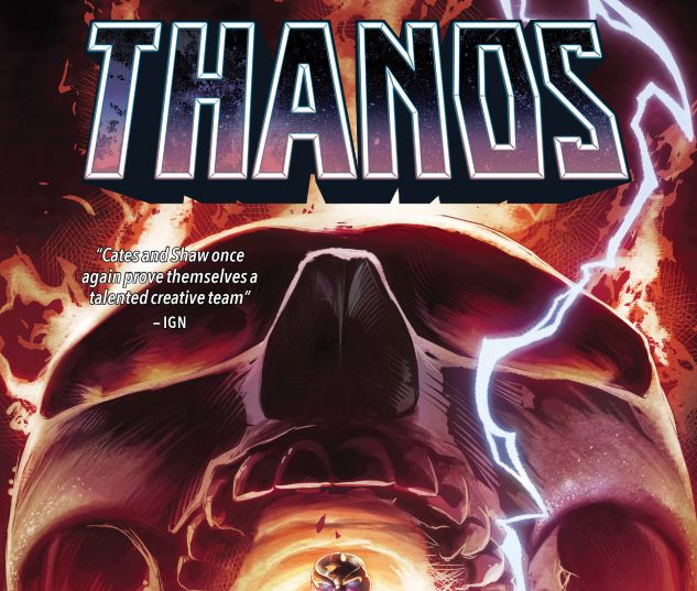cover from Thanos (2018)