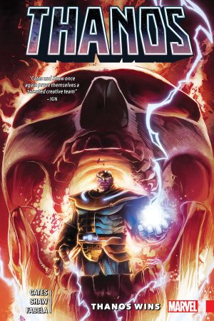 THANOS WINS BY DONNY CATES TPB (Trade Paperback)