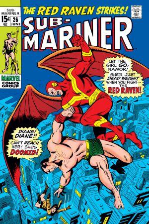 Sub-Mariner (1968) #26