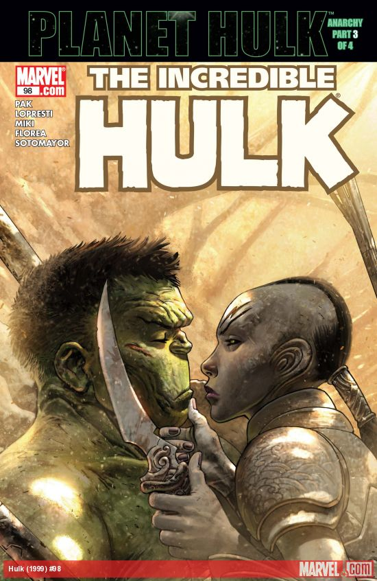 Incredible Hulk (1999) #98