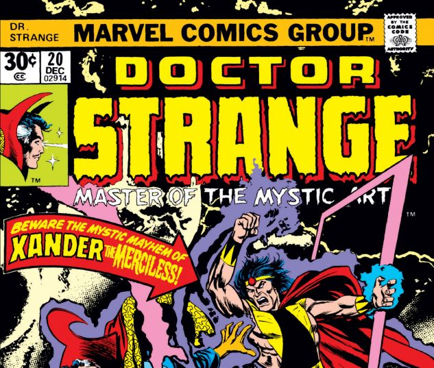 Doctor Strange (1974) #20