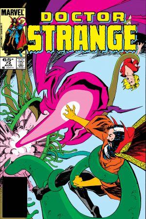 Doctor Strange #72