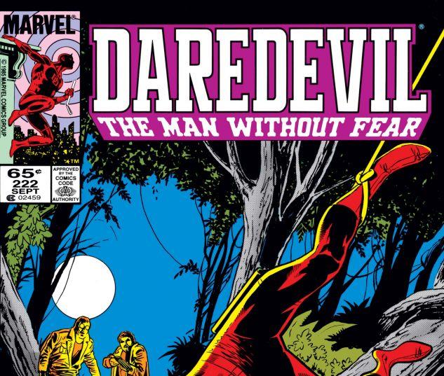 DAREDEVIL (1964) #222