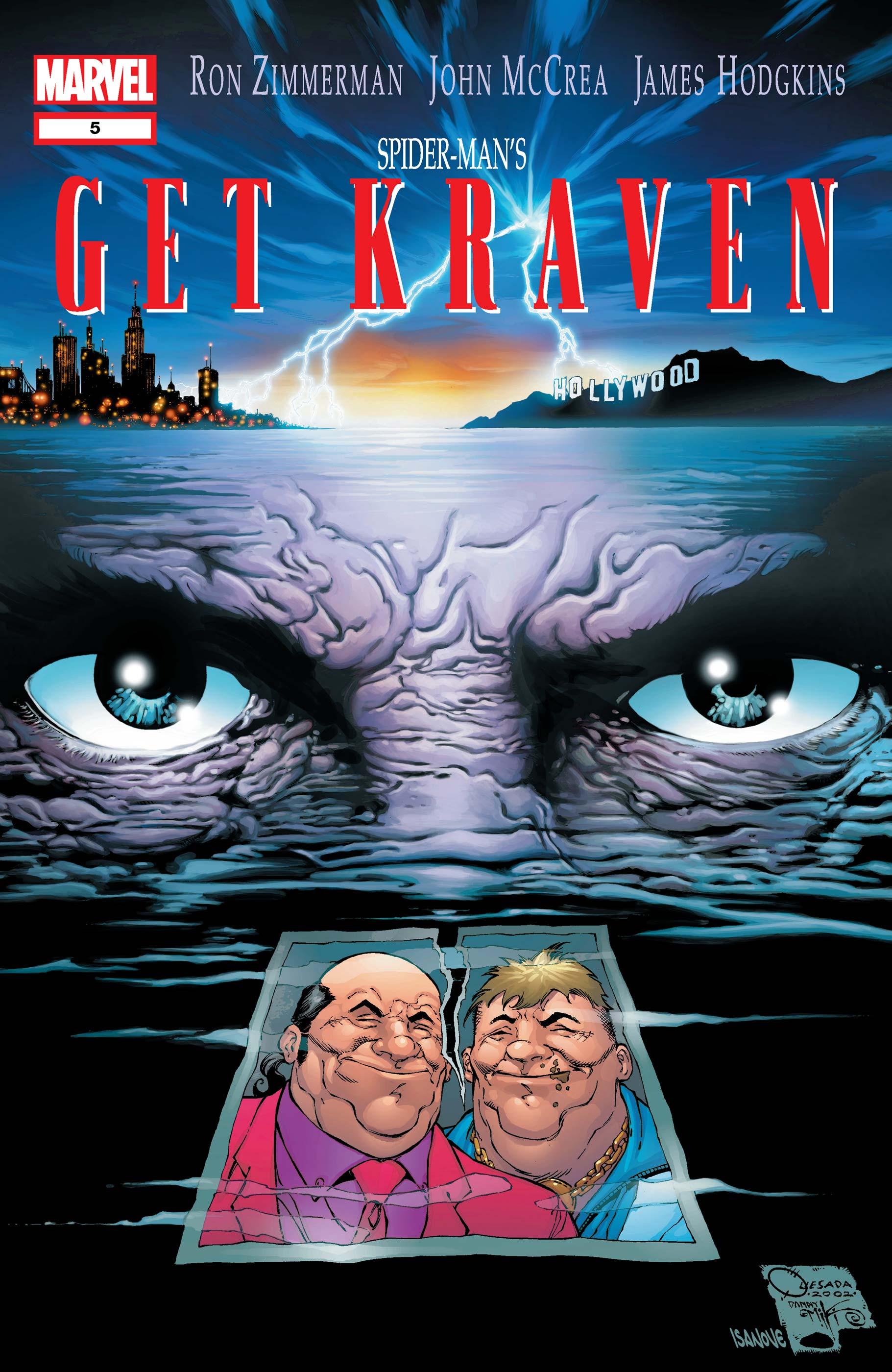 Spider-Man: Get Kraven (2002) #5