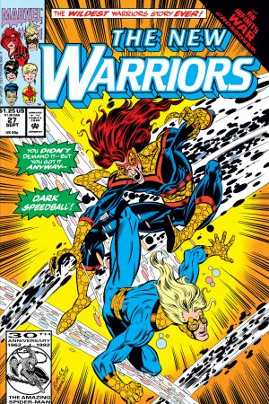 New Warriors (1990) #27