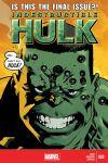Indestructible Hulk (2012) #20