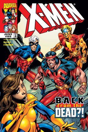 X-Men (1991) #89