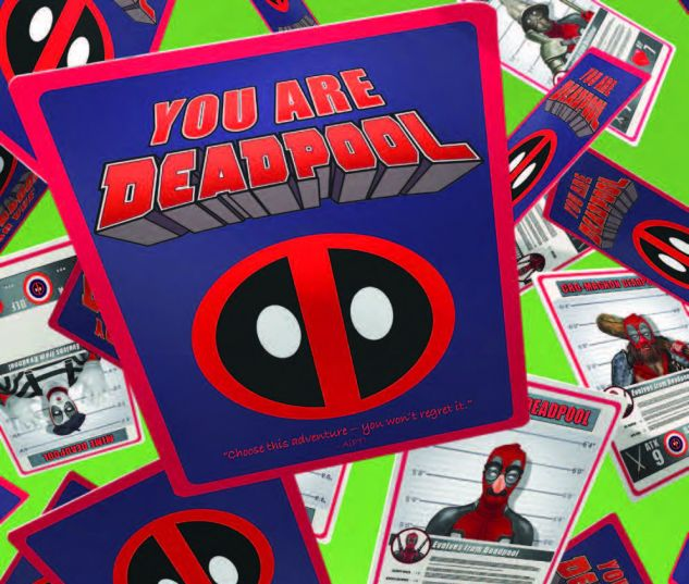 YOU ARE DEADPOOL TPB (2018) #1