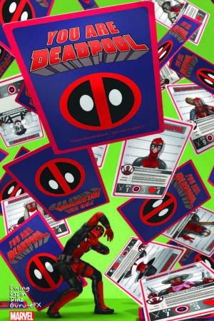 YOU ARE DEADPOOL TPB (Trade Paperback)