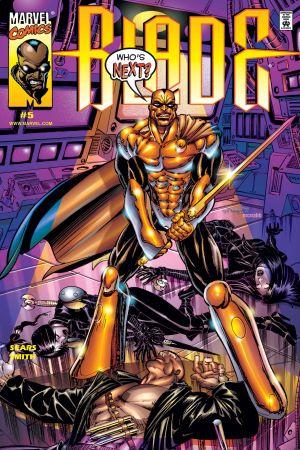 Blade: Vampire Hunter #5