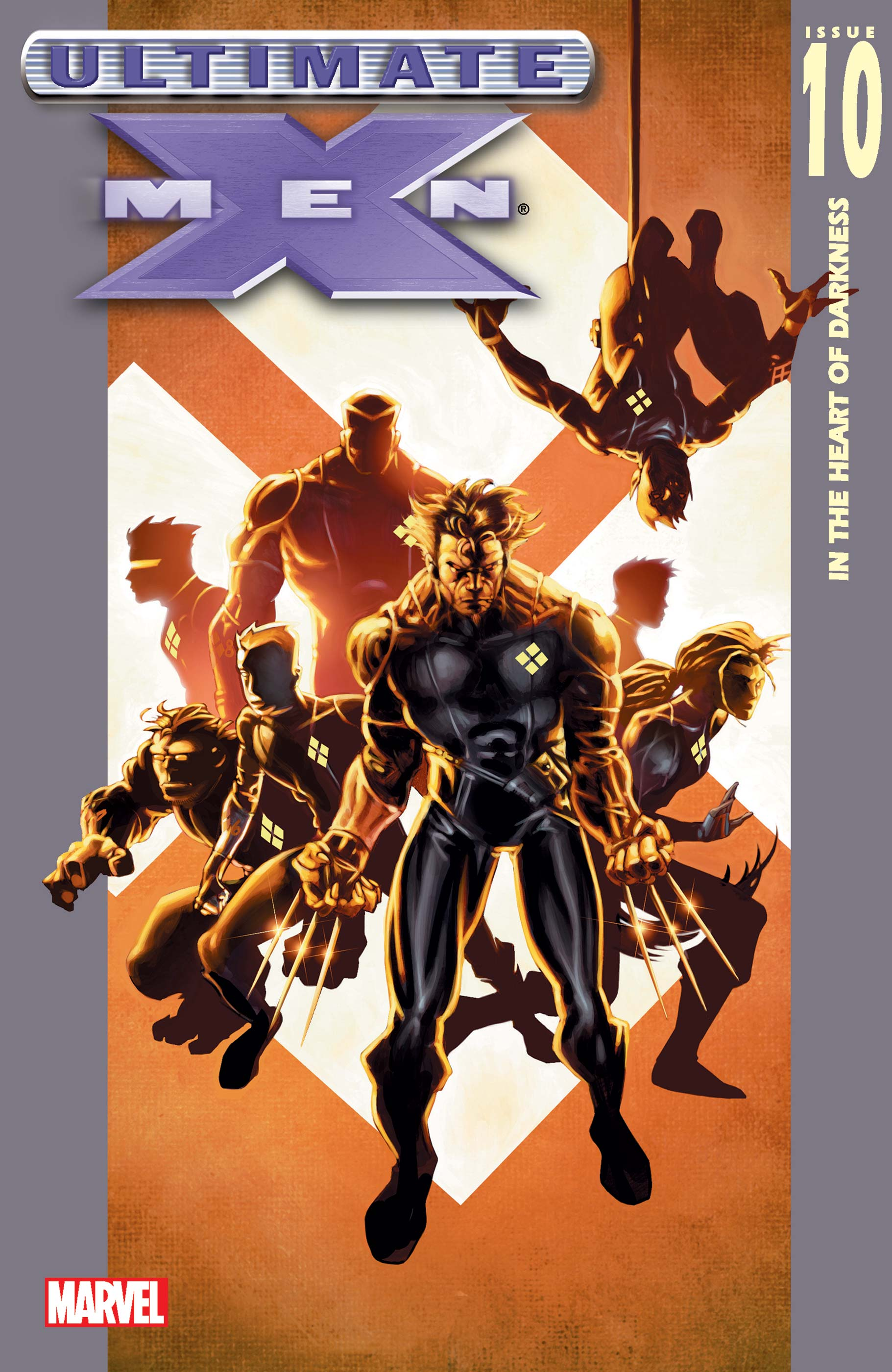 Ultimate X-Men (2000) #10