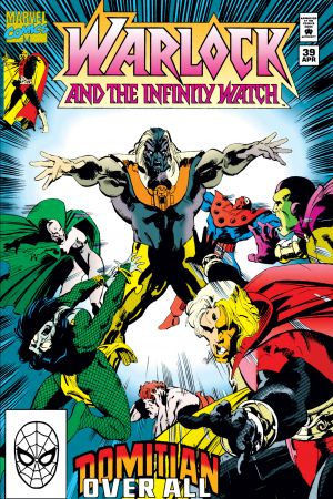 Warlock and the Infinity Watch #39