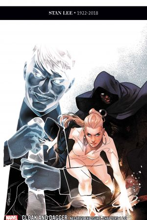 Cloak and Dagger: Marvel Digital Original - Negative Exposure (2018) #1