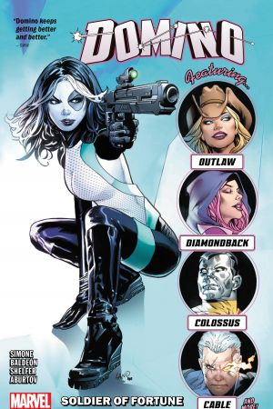 Domino Vol. 2: Soldier Of Fortune (Trade Paperback)